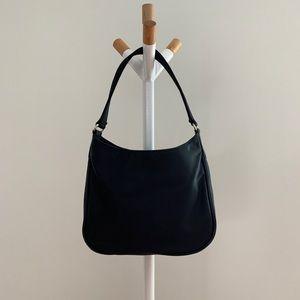 Gap Black Nylon Shoulder Bag